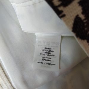 J. Crew Skirts - J. CREW  LEOPARD PRINT BASKET WEAVE PENCIL SKIRT